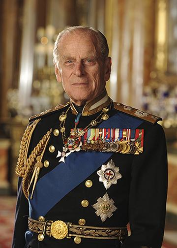 Royal Highness The Prince Philip, Duke of Edinburgh