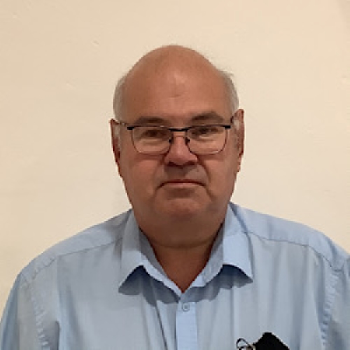 Cllr Ted Taylor